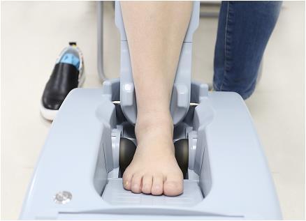 根骨超声骨密度检测