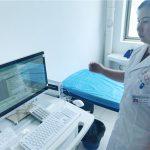 湖南常德第四人民医院白马湖分院引进KJ2V4M超声经颅多普勒血流分析仪
