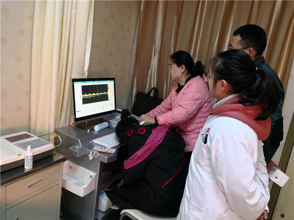 KJ-2V1M型TCD仪器重庆江津恒生医院安装展示