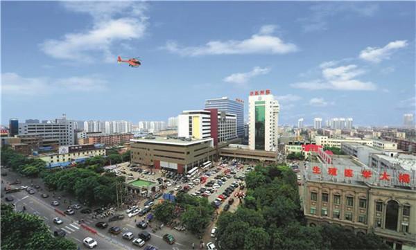 山东济宁医学院附属医院采购了澳思泰的7000+超声胫骨桡骨骨密度仪