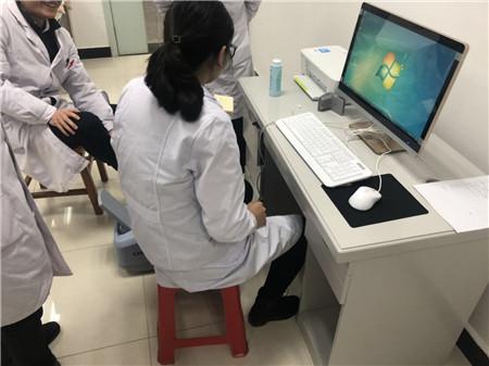 韩国原装进口smart超声跟骨骨密度仪在湖北武汉的使用案例展示